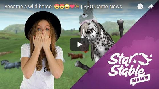 Go Wild in Star Stable: Play As A Wild Horse