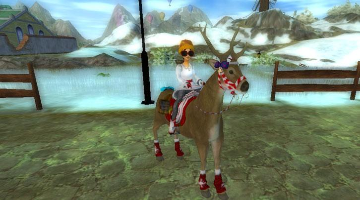 Star Stable: Get Your Reindeer and Your Connemara Now