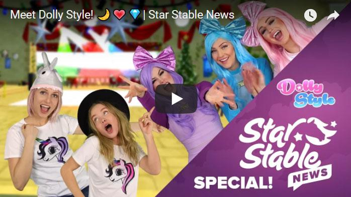 Star Stable: Meeting Dolly Style