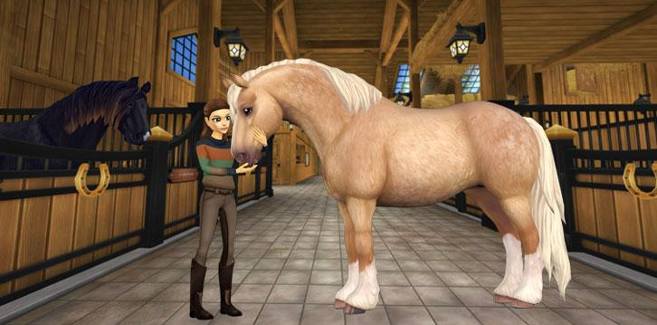 New North Swedish Horse Models Made It to Star Stable This Week