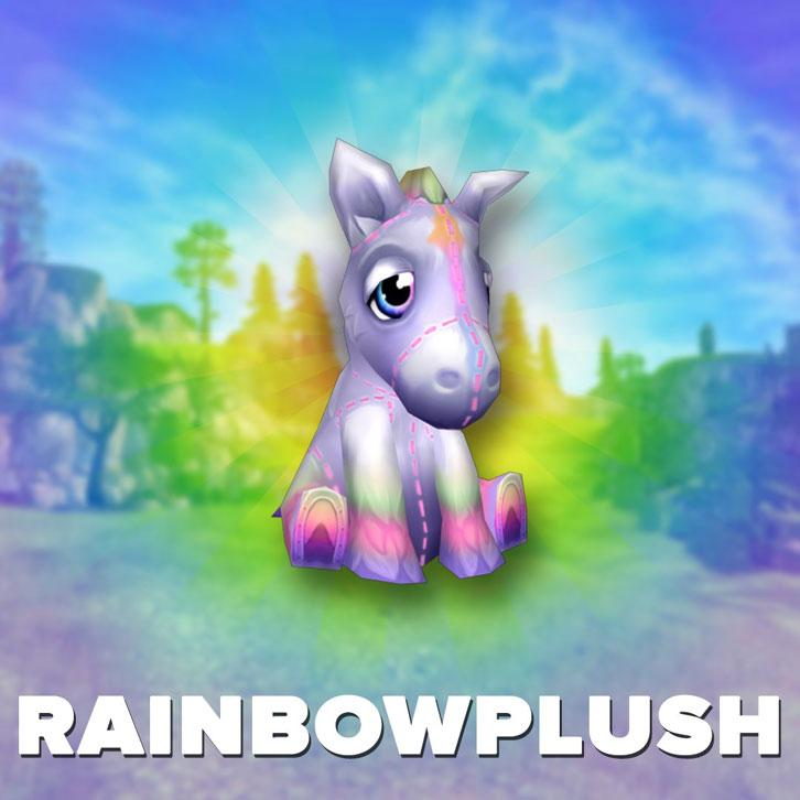 Star Stable: 4 More Days to Claim Your Rainbow Plush