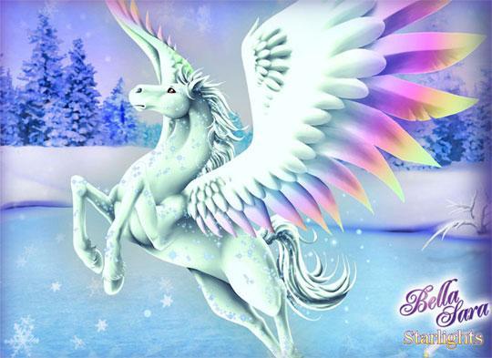 Magical Horses in Bella Sara