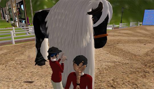 Amazing Mane in Second Life