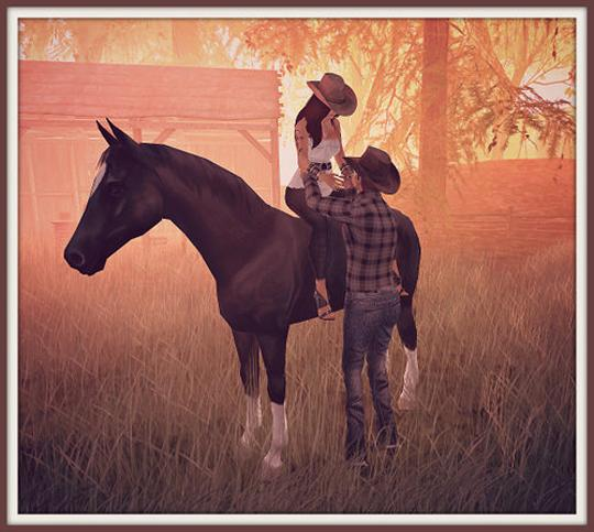 Enjoy the Cowboy Lifestyle in Second Life