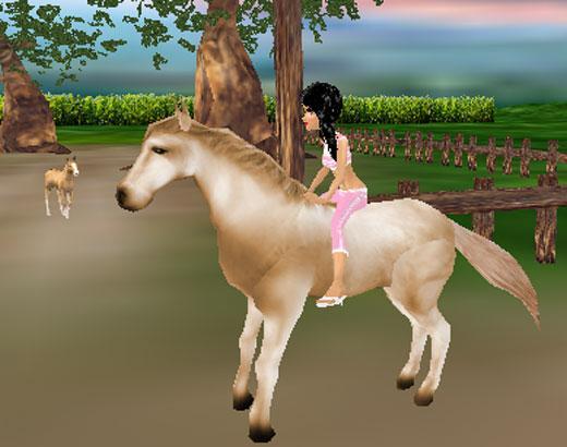 Horse Families in IMVU