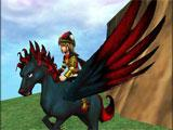 Nightflame Pegasus