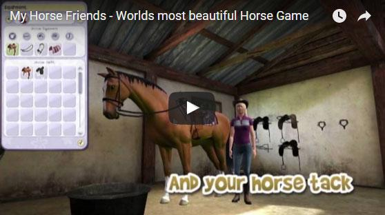 Introducing My Horse Friends