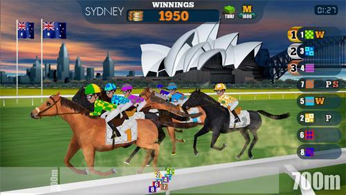 Horse Master Race