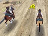 Western Cowboy - Horse Racing gameplay