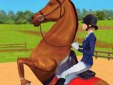 Rearing your horse in Horses 3D
