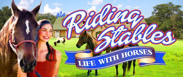 My Riding Stables 2 - Enjoy riding your own horses and managing a stable in this amazing game.