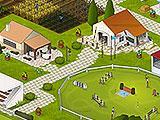City Building Screen in Ranch Online