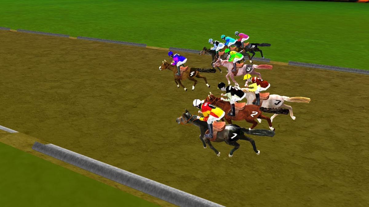 how to watch horse racing online for free