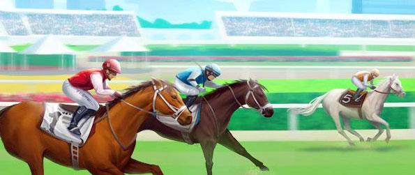 AE Horse Racing - Bet on the winner-looking horse and win big!