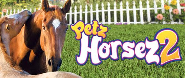 Petz Horsez 2: Pippa Funnell Rescue Ranch - Saddle up for fun in a game that combines your passion for horses with thrills and adventure in Petz Horsez 2!