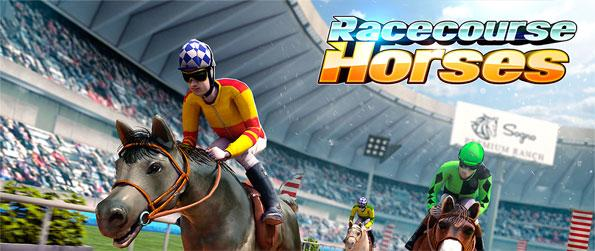 Racecourse Horses Racing - Immerse yourself in this top quality horse racing game that won't cease to impress.