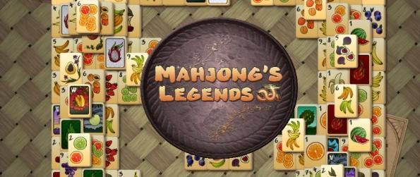Mahjong Legends - Conviértase en The Legend Mahjong!