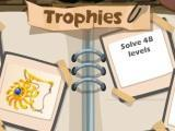 Collect all the trophies in Jewel Journey