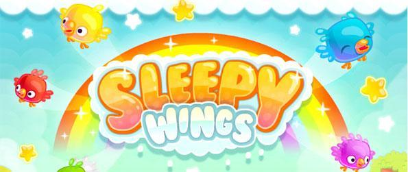 Sleepy Wings - Disfrute de un brillante partido 3 juego golpe libre en Facebook.