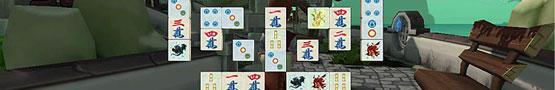 3D Mahjong Games