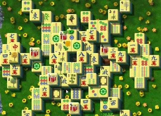 Challenging Pattern in Dragon King Mahjong