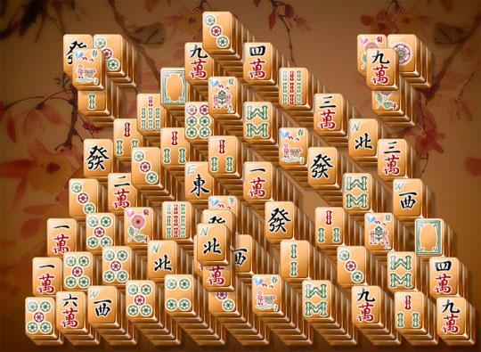 Find Fun Levels in Mahjong Diamonds
