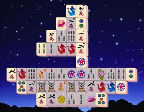 Mahjong Zen Ship