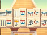 Mahjong Pyramid easy level
