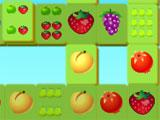 Fruit Flip Mahjongg Fruit Tiles