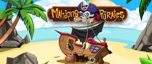 Mahjong Pirates - Redonner à votre bateau de pirate cassé sa gloire !