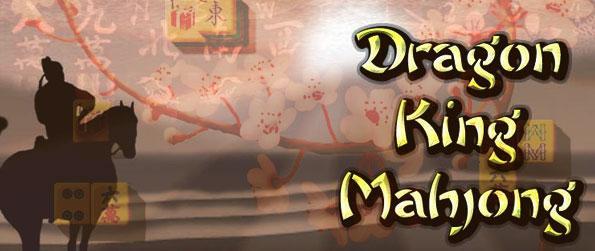 Dragon King Mahjong - Viaja através da aventura de uma vida!
