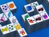 Clear all the tiles in Mahjong Toy Chest