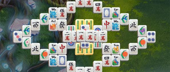 Mahjong Magic Journey - Enjoy a fun Mahjong game full of amazing patterns.