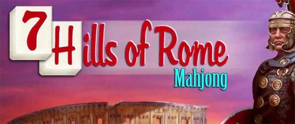 7 Hills of Rome Mahjong - Experience mahjong gameplay in the Ancient Rome.