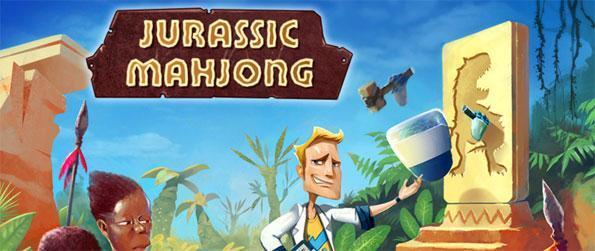 Jurassic Mahjong - Desfrute de uma viagem histórica pré em um jogo de mahjong divertido.