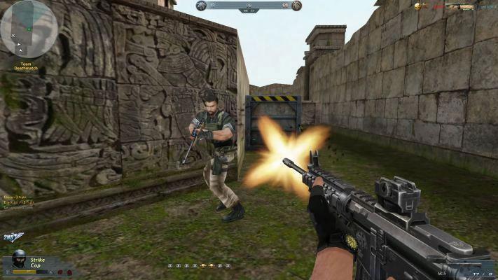 Global Strike Gameplay
