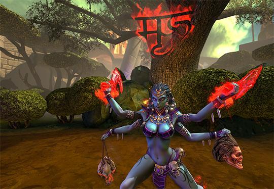 SMITE: Kali