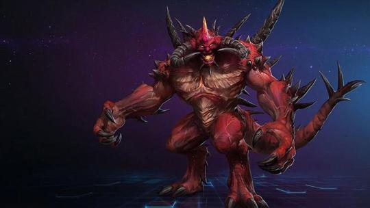 Diablo in HotS