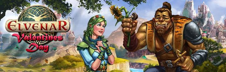 Elvenar: A Valentine's Tale To Remember