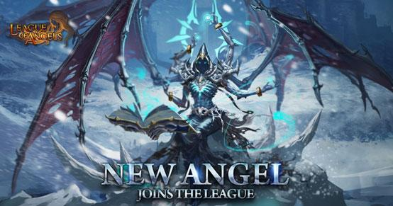New Angel Thana Grants You Power in League of Angels