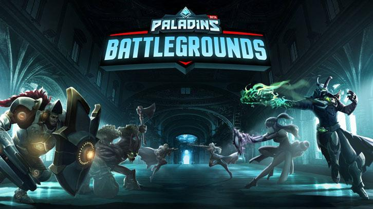 Paladins: Battlegrounds - The First Hero Shooter Battle Royale Game