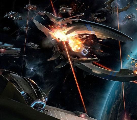 Battle for Survival in Space with Dark Orbit