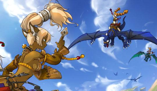 Take the Fight to The Skies in Dofus