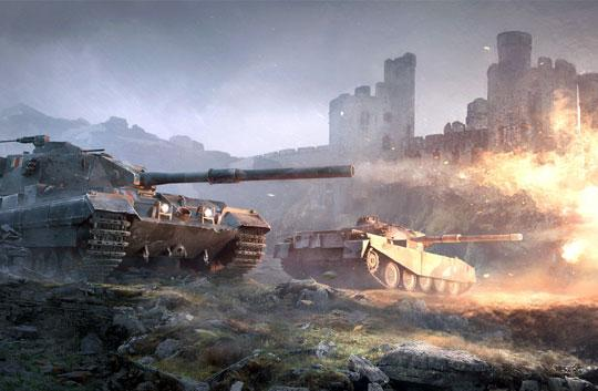 Work Together in World of Tanks