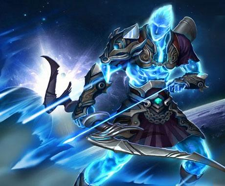Phantom Archer in League of Angels