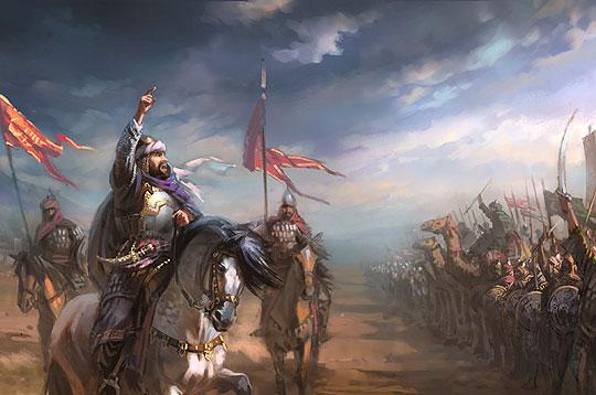 Amassing Hordes of Warriors in Imperia Online