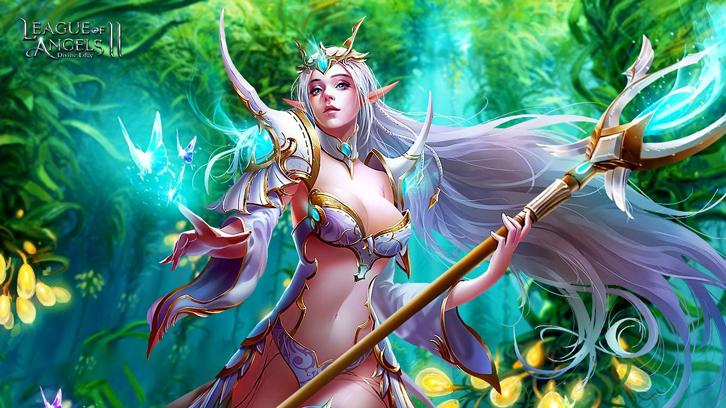 League of Angels 2: Featured Facebook Game of the Week