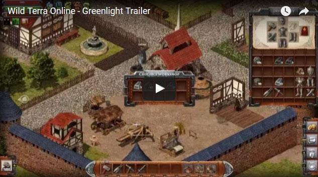 Vote for Wild Terra on Steam Greenlight