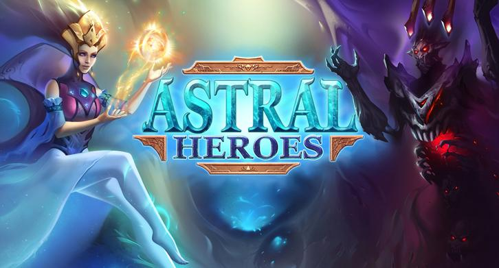 Astral Heroes is Now Available on Steam