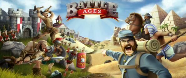 Battle Ages - Build your civilization from the dawn of mankind and storm throughout history to conquer and vanquish your enemies.